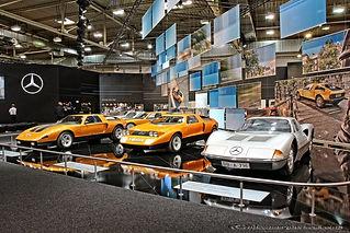Techno Classica 2019 - Mercedes-Benz