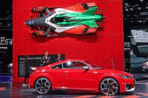 IAA 2019 - Audi TT