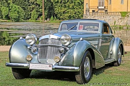 Horch 853 Sport Coupé - 1937