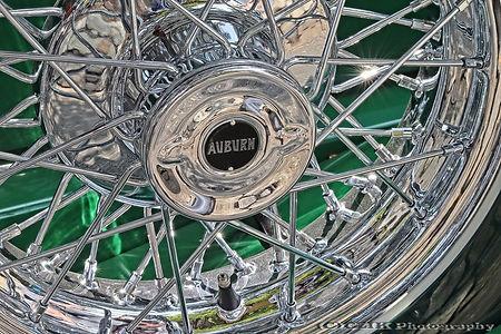 Auburn 12-160A Phaeton - 1932