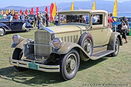 Pierce-Arrow 133 Coupé - 1929