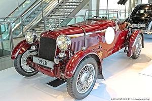 Alvis FWD Type FA - 1928