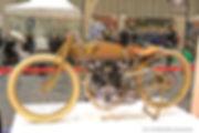 Harley-Davidson Eight-Valve Boardtracker - 1916