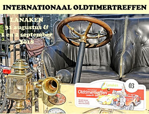 Internationaal Oldtimerevent Lanaken2018