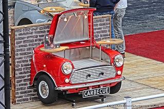 IAMS 2019 - Mini Carbecue