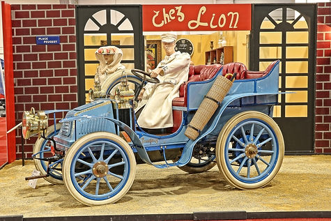 Peugeot Type 49 - 1902