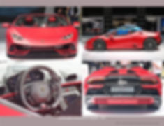 2019-Lamborghini Huracán Evo Spyder