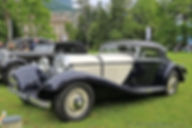 Mercedes-Benz 540 K Cabriolet - 1936