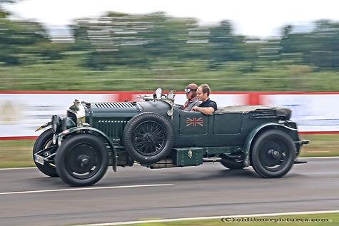 Bentley Speed Six - 1929