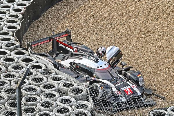 Porsche WEC LMP1