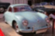 Porsche 356 A Coupé - 1959