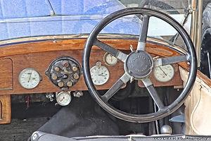 Chenard & Walcker Boattail - 1922