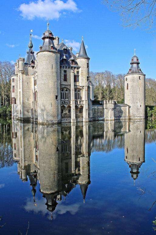 Kasteel Vorselaar, Belgium