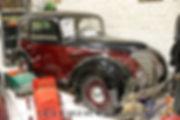 Rosengart LR4 RI Limousine Supercinq - 1940