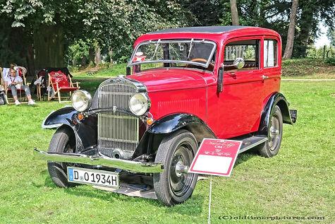 Opel 1210 - 1934