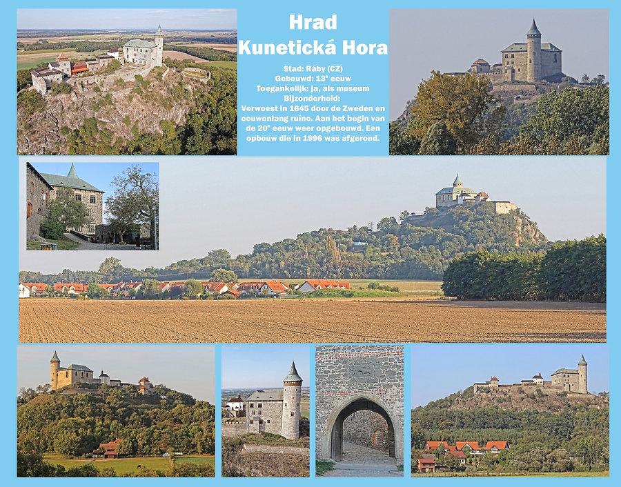 Hrad Kunětická Hora, Czech Republic