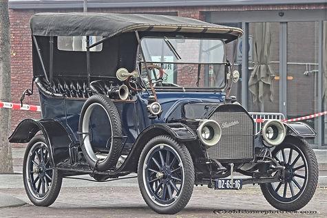 Studebaker 25A Open Tourer - 1913