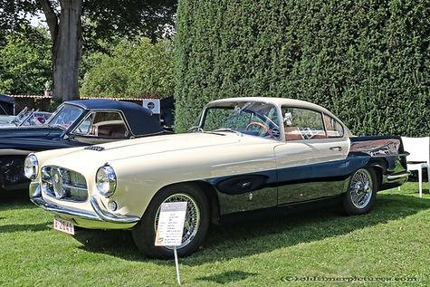 Jaguar Xk 140 Coupe by Ghia - 1955