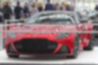Aston Martin DBS Superleggera - 2019