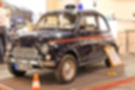 Fiat 500 L - 1972 Carabinieri