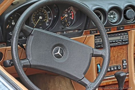 Mercedes-Benz 380SL - 1973