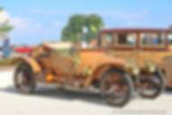 Panhard & Levassor X19 - 1912