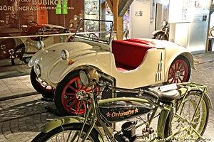 Hanomag Kommissbrot -1924