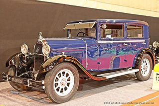 Talbot M67 11 Six Speciale  - 1930