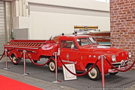 Crosley Fire Truck - 1951
