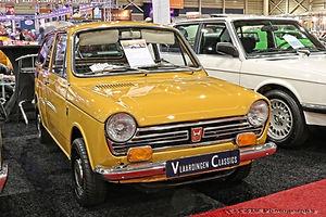 Honda N600 Touring - 1972