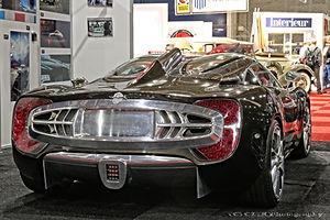 Spyker C12 Zagato - 2007
