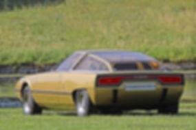 Citroën GS Camargue - 1972
