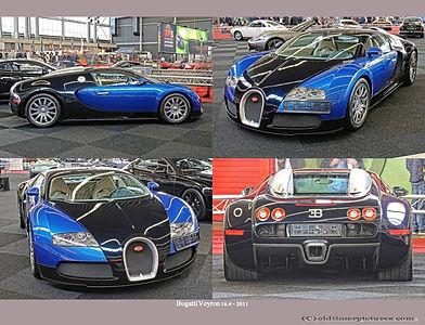 2014-Bugatti Veyron 16.4