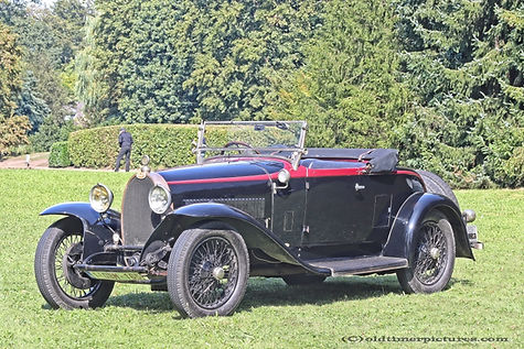 Bugatti Type 40A Roadster - 1930
