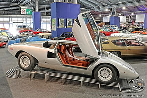 Lamborghini LP400 Countach Periscopio - 1974