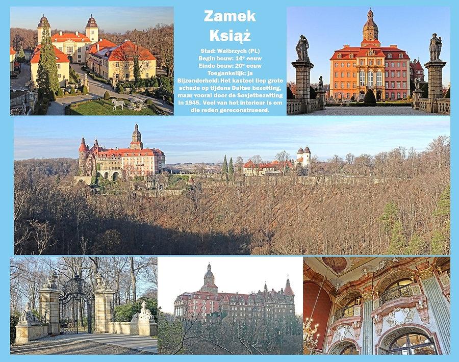Zamek Ksiaz, Poland