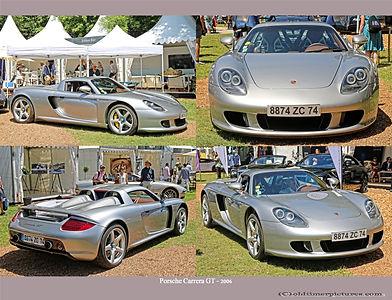 2006-Porsche Carrera GT