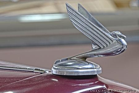 Chevrolet Standard Six Phaeton - 1935