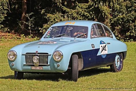 Zagato Fiat 1100 E Berlinetta - 1952