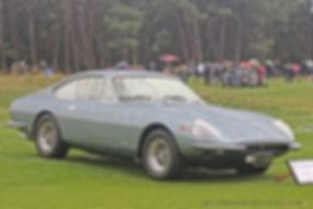 Ferrari 330 GTC Speciale - 1967