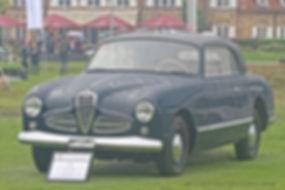 Alfa Romeo 1900 L Cabriolet Stabilimenti Farina - 1953