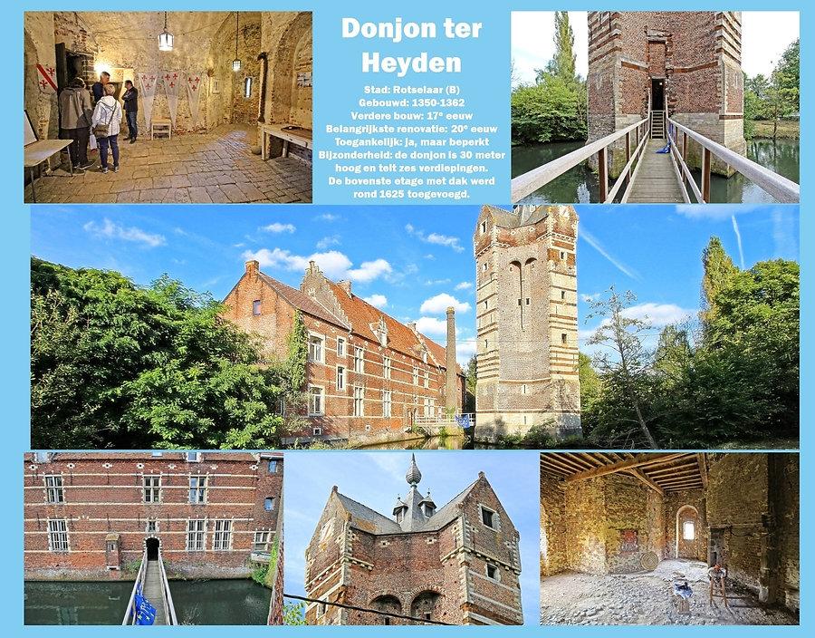 Donjon Ter Heyden