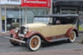 Auburn Model 6-66 - 1927