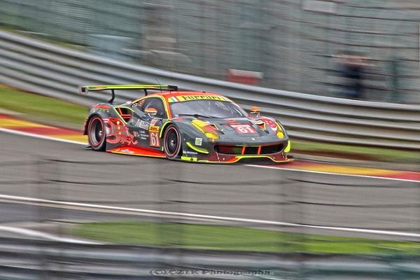 Ferrari WEC GTE-AM 2016