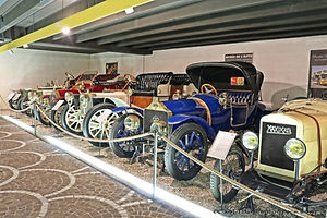 Musée de l'Auto Fondation Pierre Gianadda SuisseMusée_de_l'Auto_Fondation_Pier