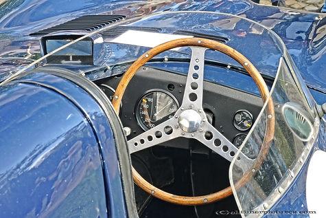 Jaguar D-Type Short Nose - 1955