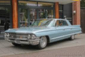 Cadillac Sedan de Ville - 1962