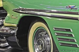 Pontiac Bonneville Sportscoupé - 1958