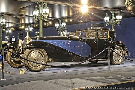 Bugatti Royale Type 41 Coupé - 1929