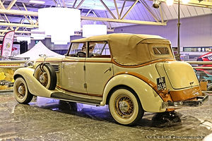 Auburn 851 Phaeton - 1935